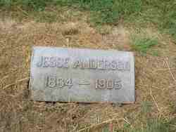 Heines Jesse Anderson