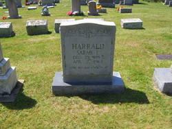 Sarah Elizabeth <i>Spence</i> Harrold