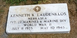 Kenneth Keith Laudenklos
