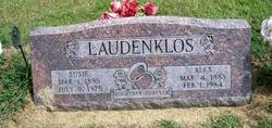 Susie <i>Thayer</i> Laudenklos