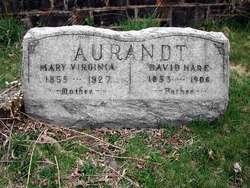 David Hare Aurandt