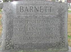 Corp Philip A. Barnett
