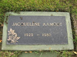 Jacqueline Aamodt