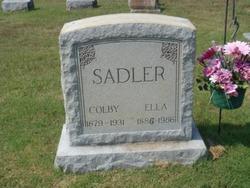 John Colby Sadler