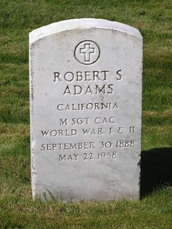 Robert S. Adams