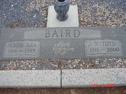 John William Tots Baird