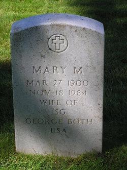 Mary M Both