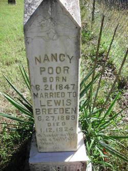Nancy <i>Poor</i> Breeden