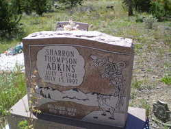 Sharron <i>Thompson</i> Adkins