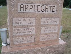 Georgene G. Applegate