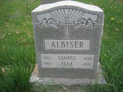 Ella Albiser