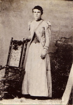 Mary Louisa <i>Overstreet</i> Steadman Blackwell