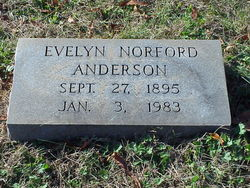 Evelyn <i>Norford</i> Anderson