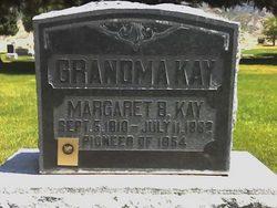 Margaret <i>Battersby</i> Kay