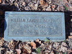 William Carlyle Norford