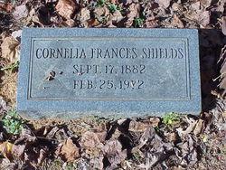 Cornelia Frances <i>Shields</i> Norford