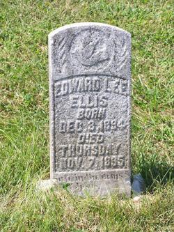 Edward Lee Ellis