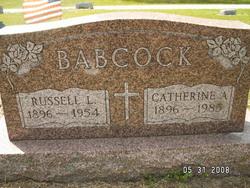 Catherine Anna <i>Labert</i> Babcock