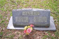 Blanche Louise <i>McQueen</i> Allen