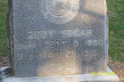 Zedy Edgar