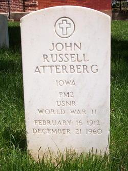John Russell Atterberg