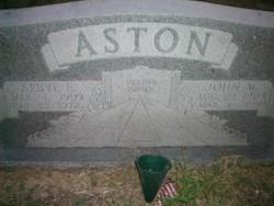 Arbye Edna <i>Thompson</i> Aston