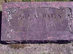 Ada M Bates