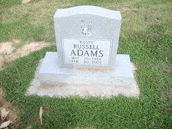 Russell D. Rusty Adams