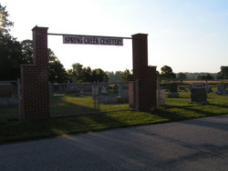 Spring Creek Christian Cemetery