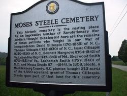 Moses Steele Cemetery