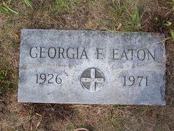 Georgia F. Eaton