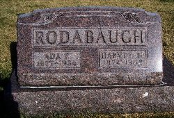 Ada Florilla <i>Bushong</i> Rodabaugh