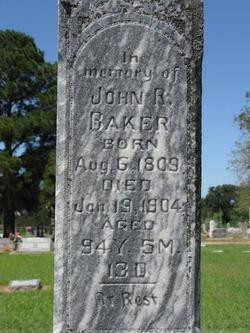 John Reagan Baker