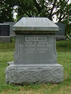 Lillian Joy <i>Smock</i> Adams