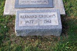 Benjamin Bernard Grolmes