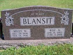 Roy A. Blansit