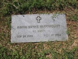 Keith Wayne Bloomquist