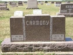 Edith M. <i>Wehrly</i> Carmony