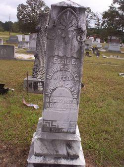 Essie Elizabeth Essie <i>Clinkscales</i> Emerson