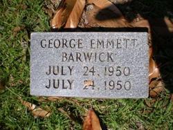 George Emmett Barwick