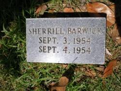 Sherrill Barwick