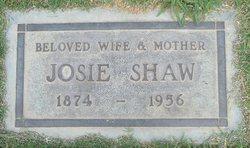 Josie <i>Whitaker</i> Shaw