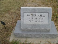 Walter Abell