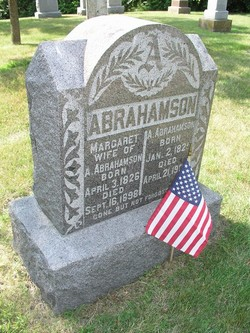 A Eric Abrahamson
