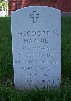 Theodore C Haynie