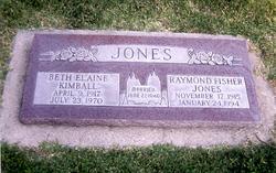 Raymond Fisher Jones