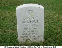 David Paul Barbour