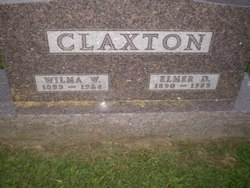 Wilma W. <i>Furnish</i> Claxton