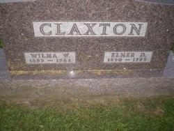 Elmer D. Claxton