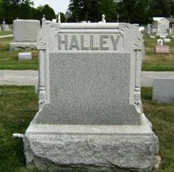 Sciota Jane Otie <i>Anderson</i> Halley
